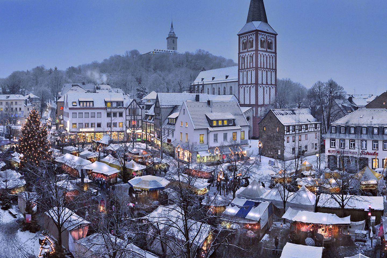 Weihnachtsmarkt, Siegburg