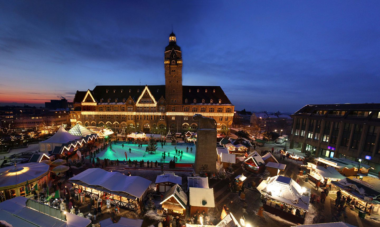 Weihnachtsmarkt, Remscheid