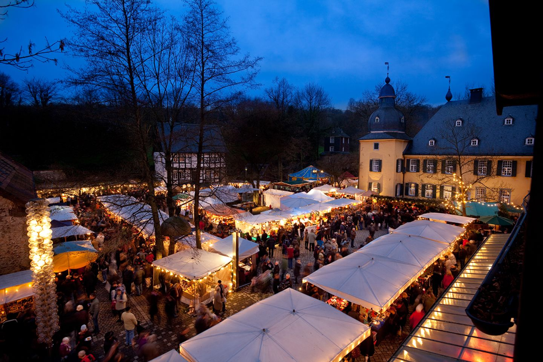 Schloss Lüntenbeck, Weihnachtsmarkt