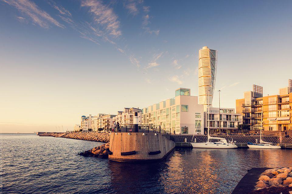 Västra Hamnen, Malmö