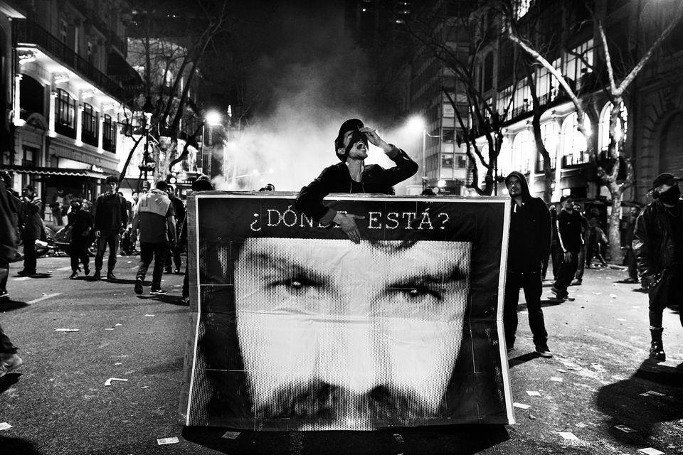 Fotowettbewerb: Pablo E. Piovano dokumentiert den Widerstand gegen die Zerstörung Patagoniens