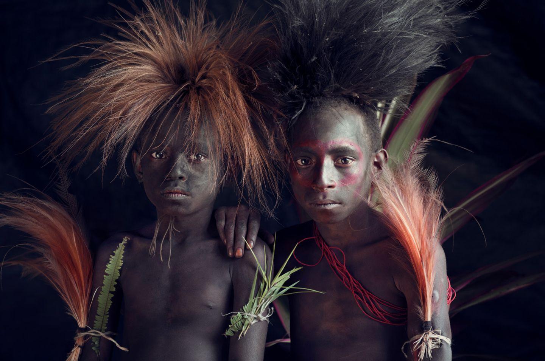 Die Kaluli leben im zentralen Hochland Papua-Neuguineas