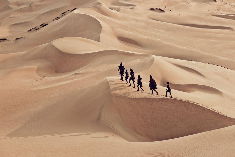 Das Hartmanntal im Nordwesten Namibias