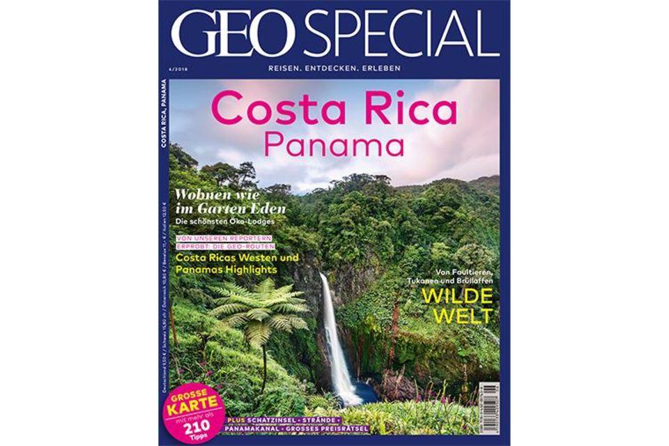 GEO Special Nr. 06/2018: GEO Special Nr. 06/2018 - Costa Rica