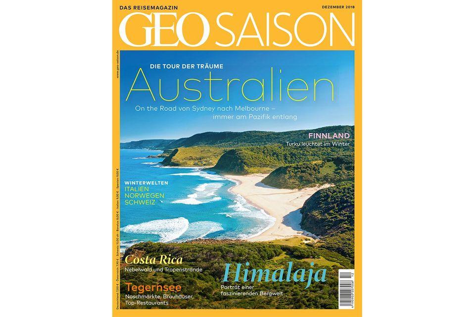 GEO Saison - Australien