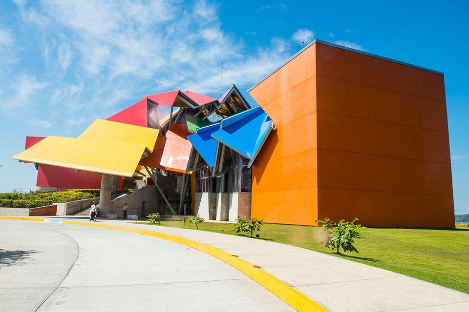 Biodiversity Museum, Panama