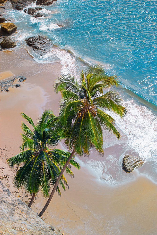 Strand, Nicoya Peninsula, Costa Rica
