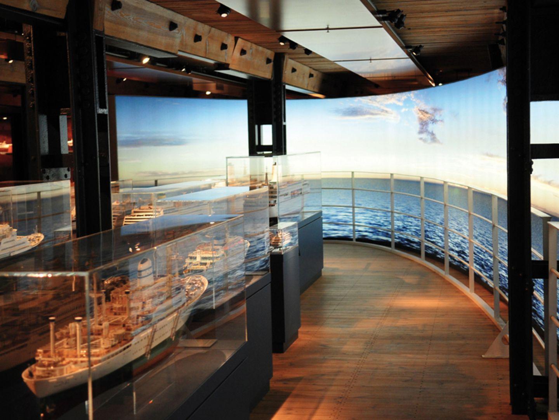 Internationales Maritimes Museum, Hamburg