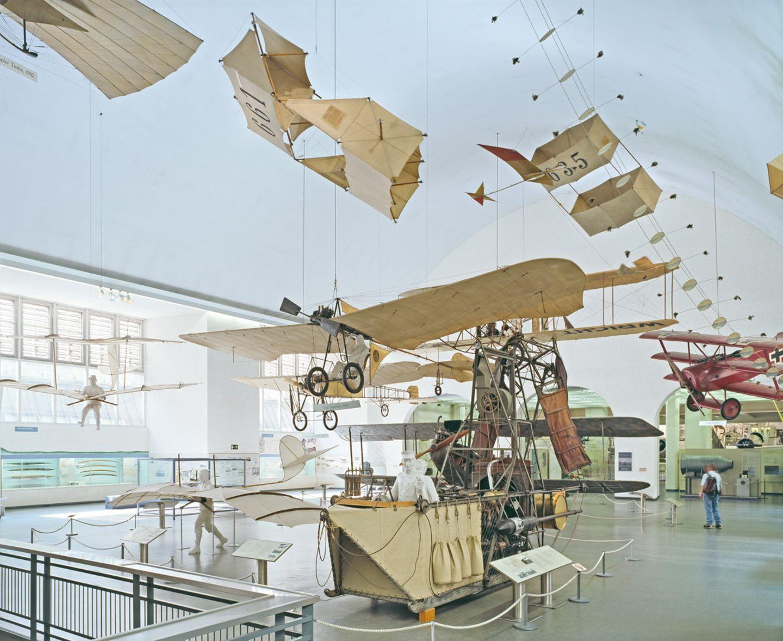 Historische Luftfahrt, München