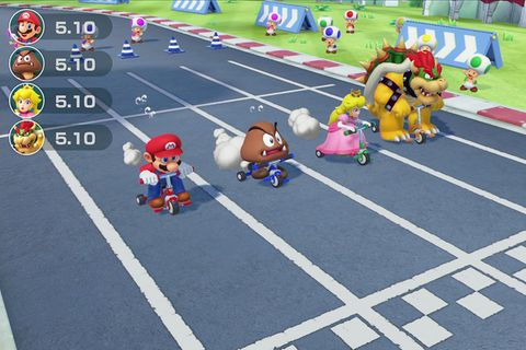 Super Mario Party - Screenshot