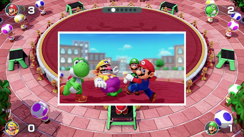 Super Mario Party - Screenshot