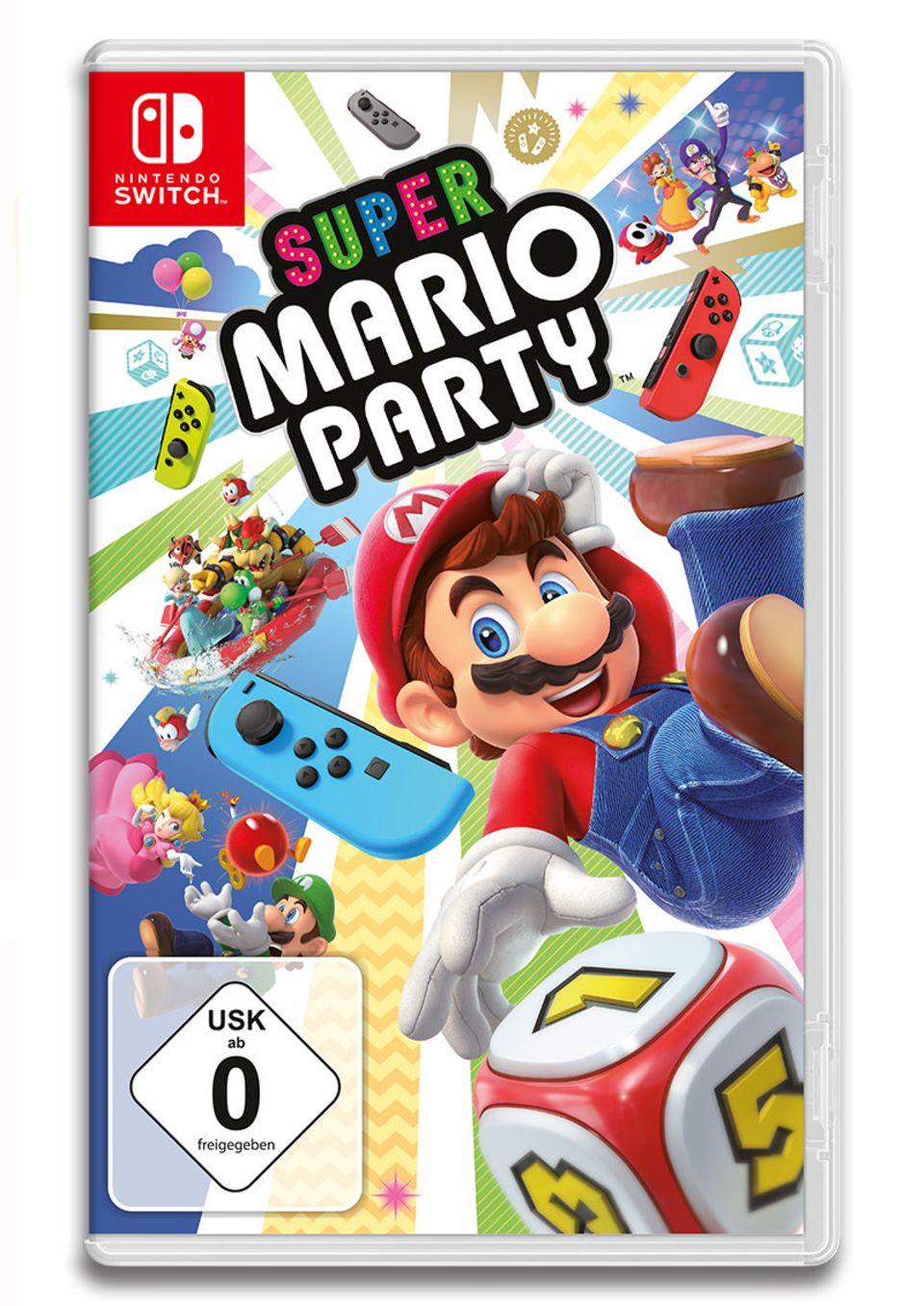 Super Mario Party für Nintendo Switch