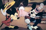 """Micky Maus in """"The Nifty Nineties"""""""