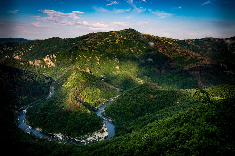 Rhodopen, Bulgarien