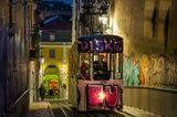 DISKO TRAM, Lissabon
