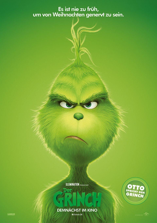 Der Grinch - 2018 - Plakat