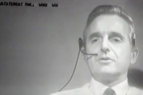 """Digitale Revolution: Wie Douglas Engelbart mit """"der Mutter aller Präsentationen"""" die Welt verändert"""