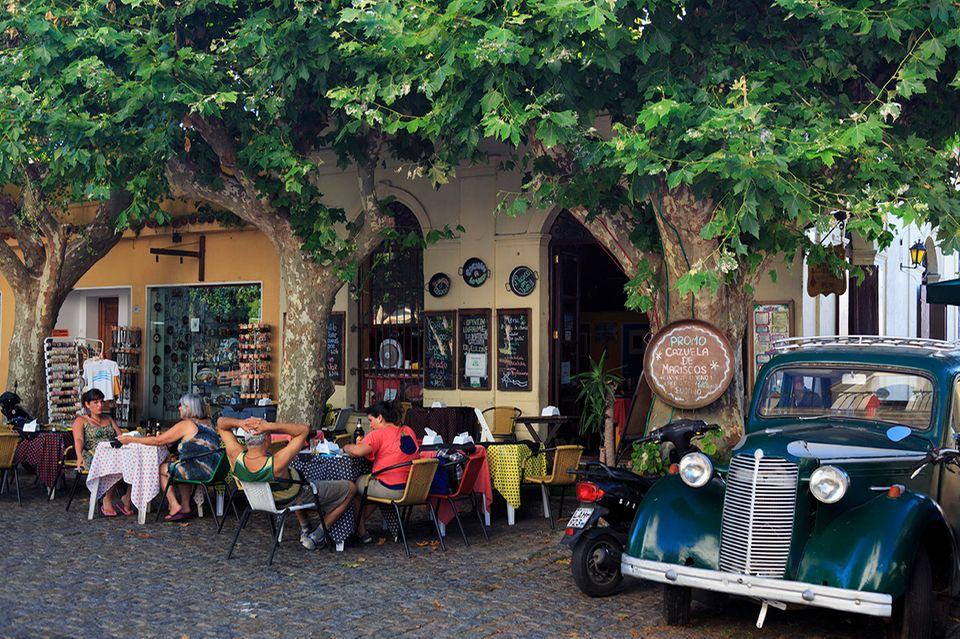 Uruguay, Colonia del Sacramento (UNESCO World Heritage Site)
