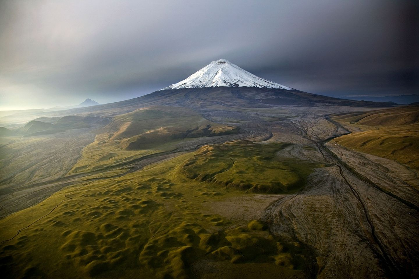 Cotopaxi Vulkan