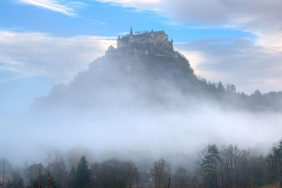 Burg Hochosterwitz, Österreich