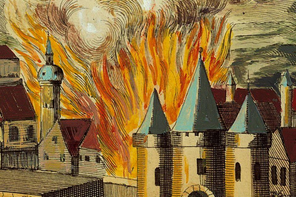 Stürmung Magdeburgs 1631