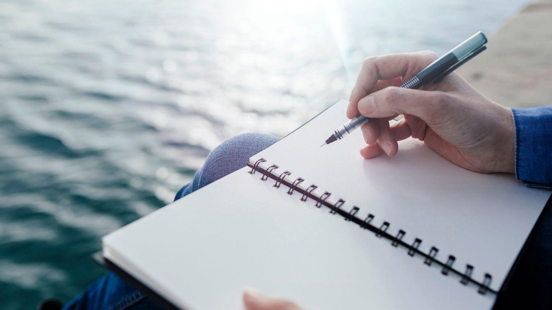 Schreiben als Therapie   [GEO]