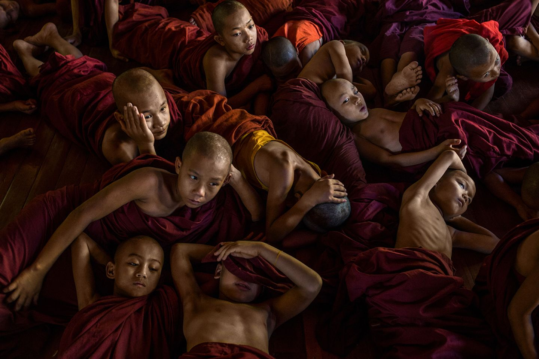 Shwe-Gu-Kloster