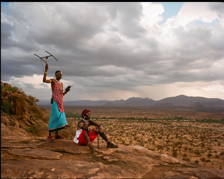 Jeneria Lekilelei, Kenia