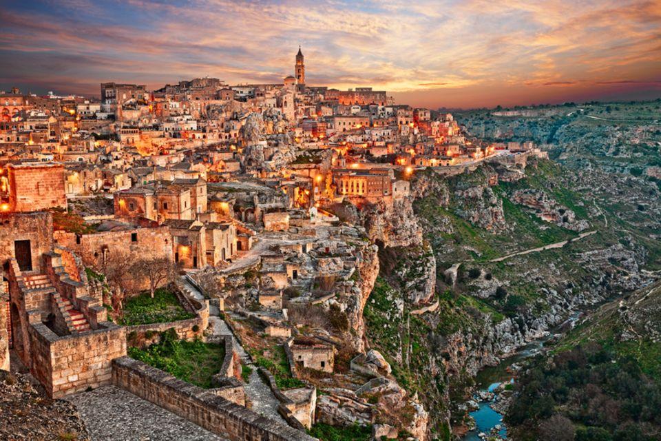 Matera, Italien