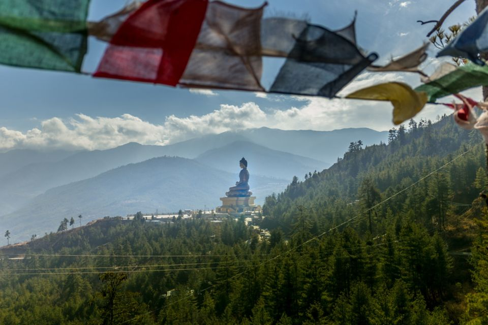 Buddha Dordenma; Bhutan