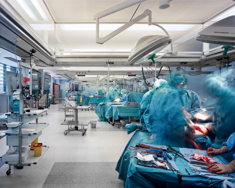 Die Helios-Endo-Klinik Hamburg