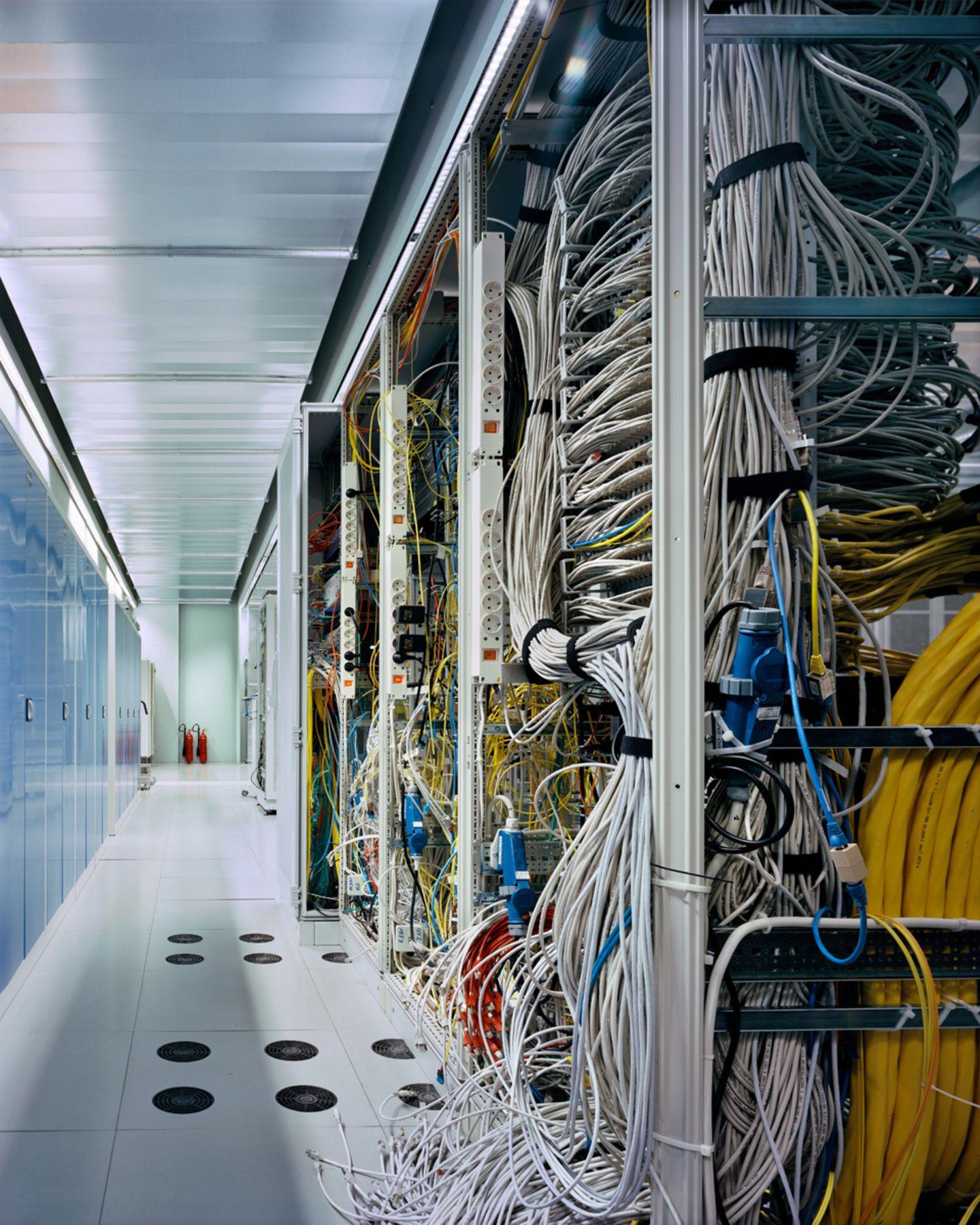 """Der Supercomputer """"Hazel Hen"""""""