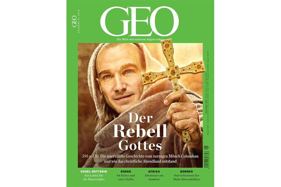 GEO - Der Rebell Gottes