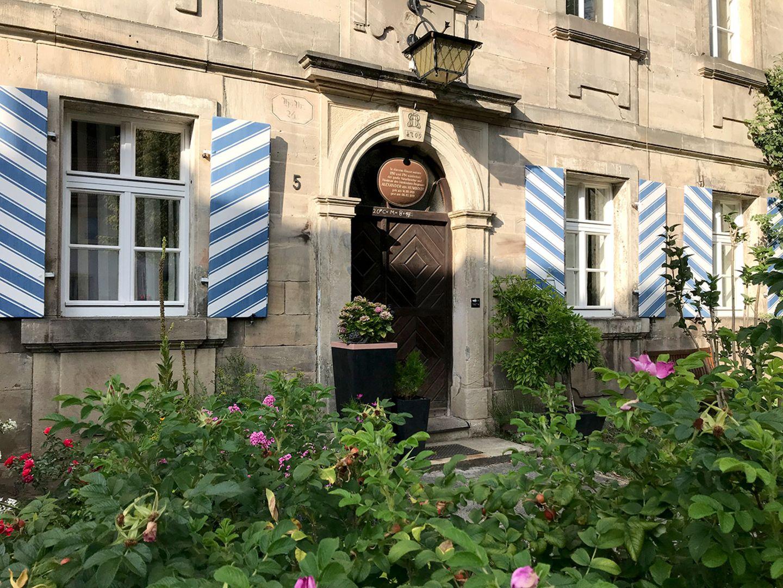 Wohnhaus - Alexander von Humboldt
