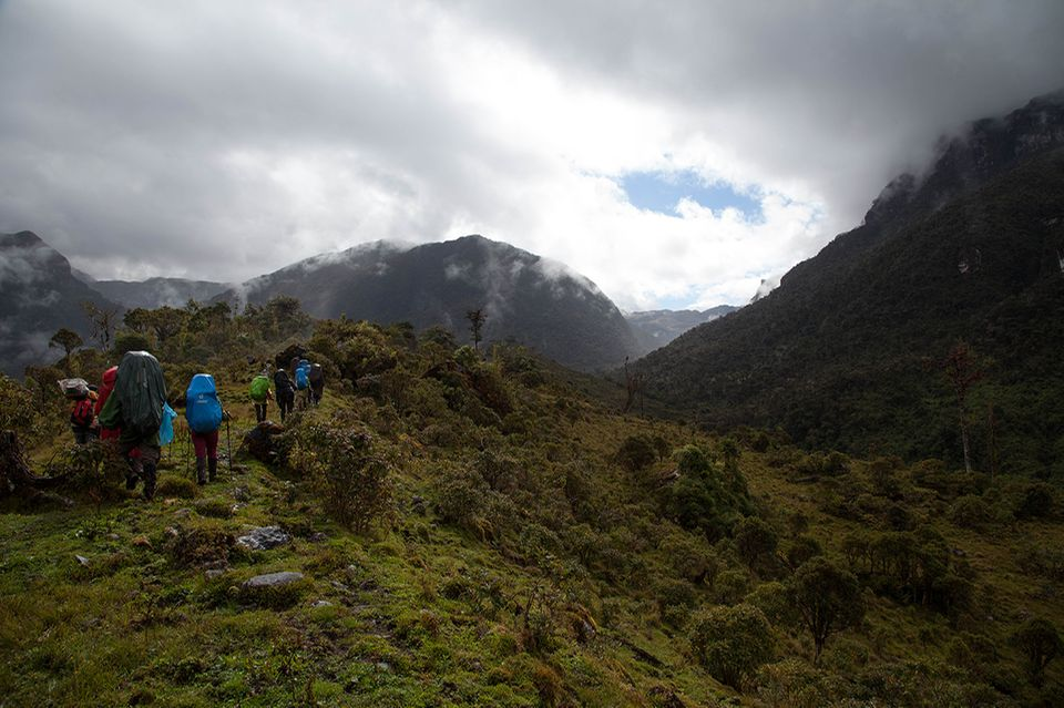 Expedition im Nordwesten Perus
