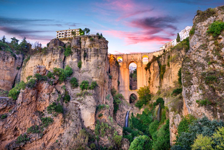 Ronda, Spanien