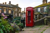Haworth, West Yorkshire, England