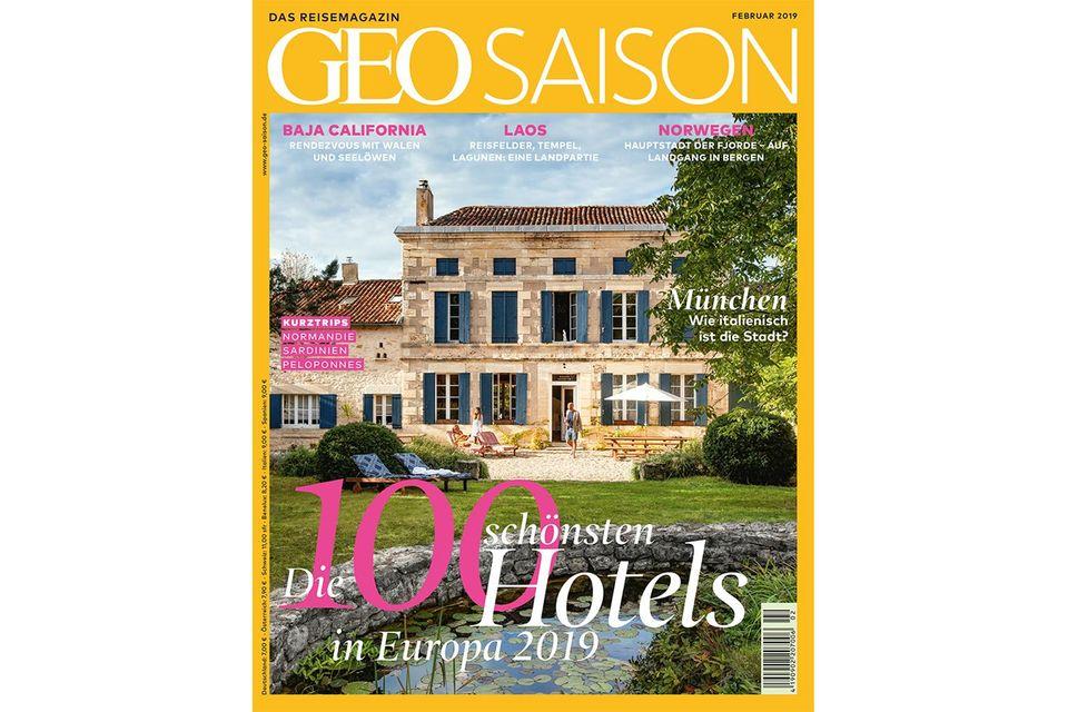 GEO Saison - 100 Hotels
