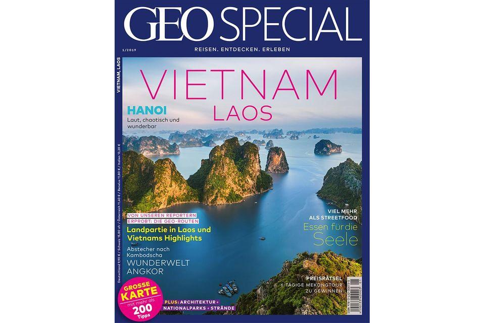 GEO Special Nr. 01/2019: GEO Special Nr. 01/2019 - Vietnam, Laos