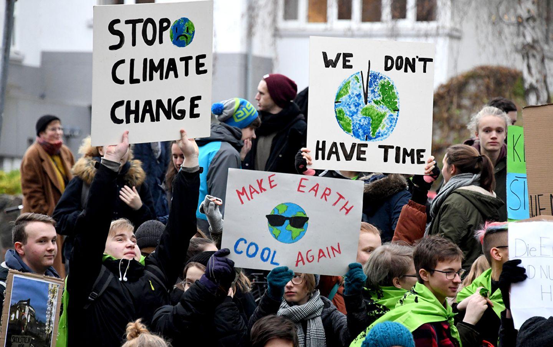Schülerstreik für das Klima, Kiel