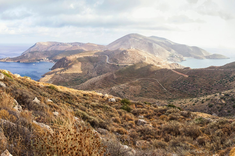 Kap Tenaro, Peloponnes, Griechenland