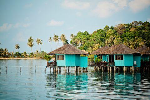 Bang Boa Bay Resort Located In Bang Boa Bay, Koh Chang, Thailand