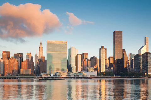 UNO Gebäude NY
