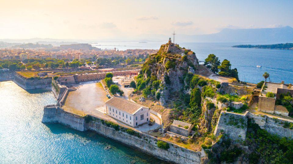 Kérkyra; Korfu