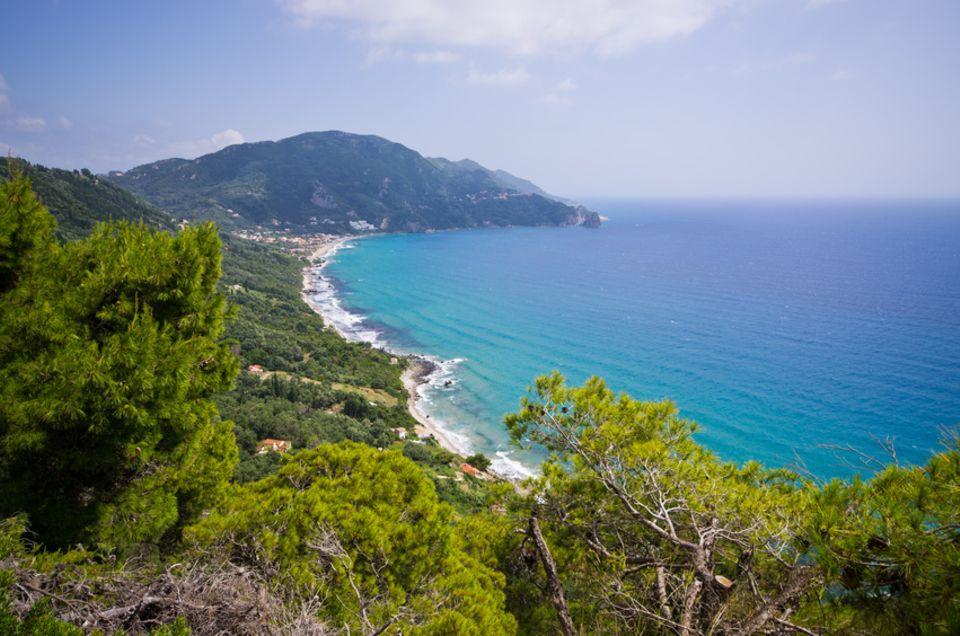 Agios Georgios, Korfu