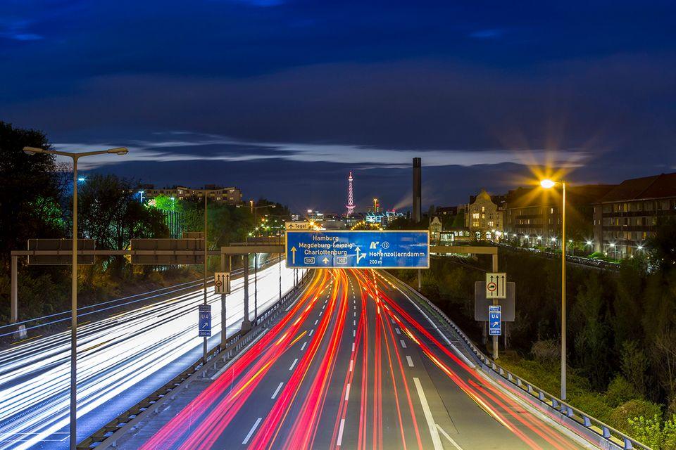 Autobahn, Deutschland