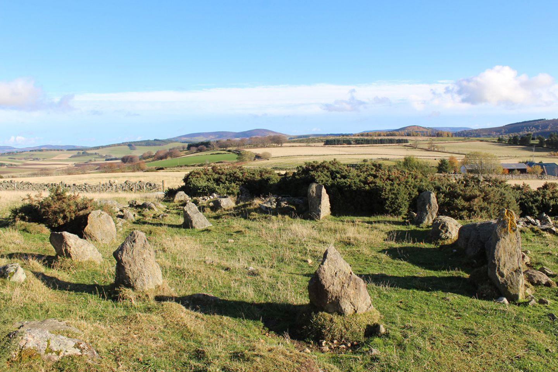 Steinkreis, Aberdeenshire