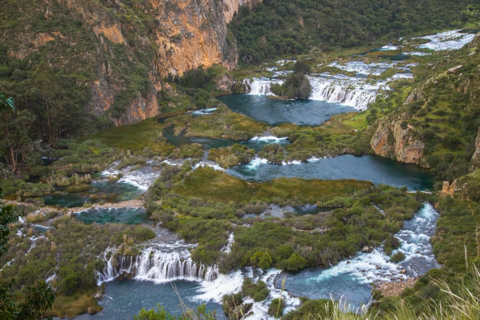 Rio Canete in Peru