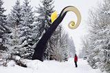 WaldSkulpturenWeg Wittgenstein–Sauerland