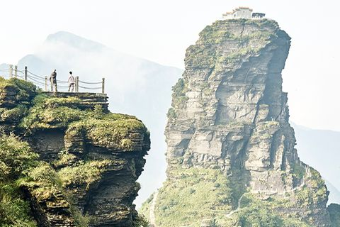 Mount Fanjing, Jiangkou, Guizhou, China